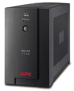 APC BX1100LI-MS 1100VA, 230V, AVR, Back-UPS