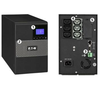 Eaton 5P 850i 850VA/600Watts UPS