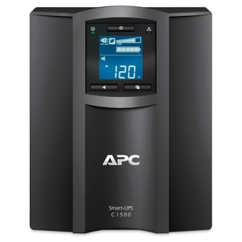 APC 1500VA Tower LCD 230V Smart-UPS with SmartConnect Port