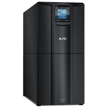 APC SMC3000I, C 3000VA LCD 230V Smart UPS