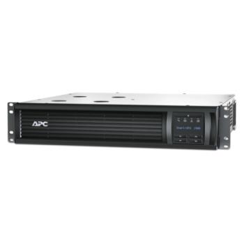 APC 1500VA LCD RM 2U 230V Smart-UPS with Smart Connect