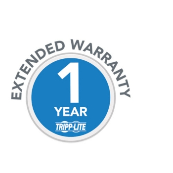 Tripp Lite WEXT1Q 1-Year Extended Warranty for Select Tripp Lite Products