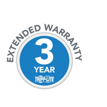 Tripp Lite WEXT3M 3-Year Extended Warranty for Select Tripp Lite Products