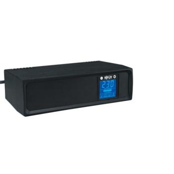 Tripp Lite SmartPro 230V 1kVA 500W Line-Interactive UPS, Tower, LCD, USB