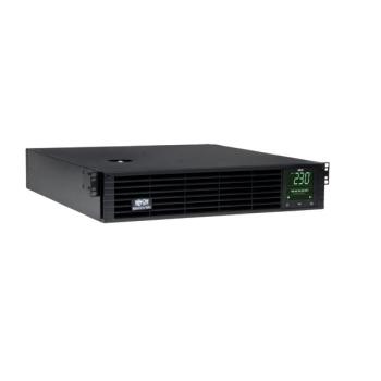 Tripp Lite SmartPro 230V 2.2kVA 1.92kW Line-Interactive Sine Wave UPS, 2U, Extended Run
