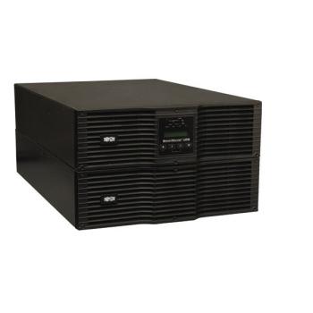 Tripp Lite SmartOnline 200-240V 10kVA 9kW Double-Conversion UPS, 6U, Extended Run