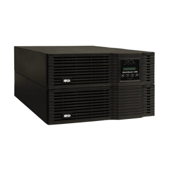 Tripp Lite SmartOnline 208/240, 230V 6kVA 4.2kW Double-Conversion UPS, 6U Rack/Tower, Extended Run