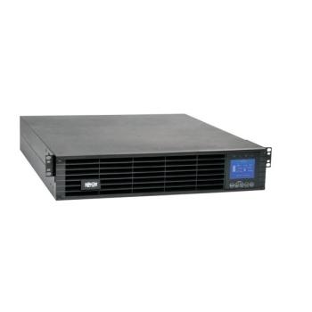 Tripp Lite SmartOnline 208/230V 1.5kVA 1.35kW Double-Conversion UPS, 2U, Extended Run