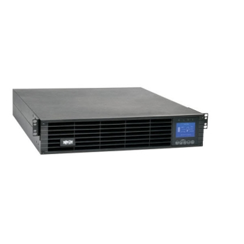Tripp Lite SmartOnline 208/230V 2.2kVA 1.98kW Double-Conversion UPS, 2U, Extended Run