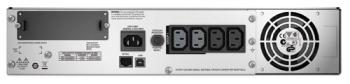 APC SMT1500RMI2U,1500VA LCD RM 2U 230V Smart UPS